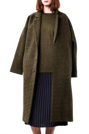 Пальто PARKA LONDON. Цвет: зеленый