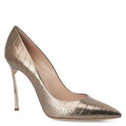 Туфли  1F161D100 темно-золотой CASADEI