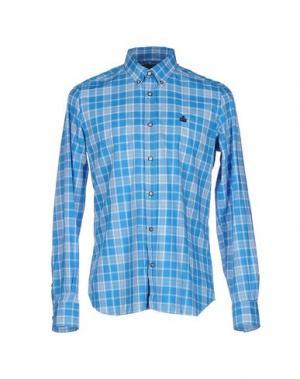 Pубашка ARMATA DI MARE. Цвет: лазурный