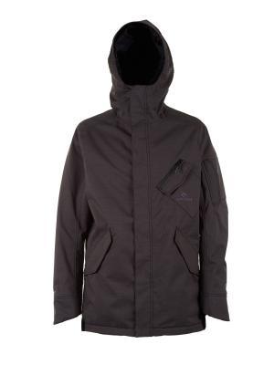 Куртка  NUTHOUSE GUM JKT Rip Curl. Цвет: антрацитовый