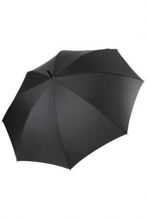 Однотонный зонт-трость Fabretti. Цвет: радужный