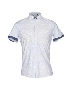 Pубашка SSEINSE. Цвет: белый