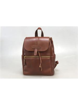 Рюкзак Olio Rosti. Цвет: коричневый