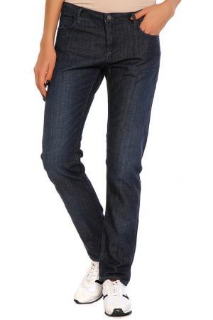Брюки джинсовые Timberland. Цвет: темно-синий