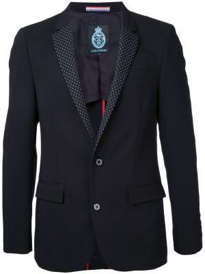 Классический пиджак Guild Prime. Цвет: чёрный
