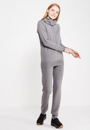 Костюм спортивный Conso Wear. Цвет: серый