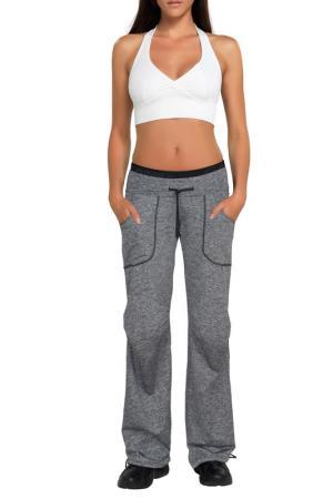 Спортивные брюки GWINNER. Цвет: grey