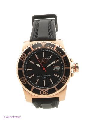 Часы Ferre Milano. Цвет: черный