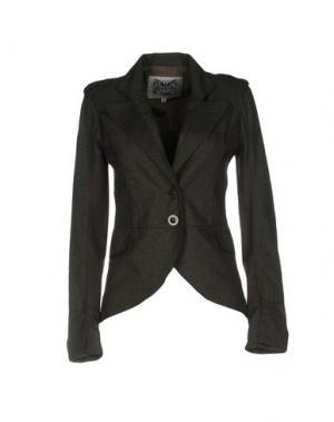 Пиджак FIRETRAP. Цвет: серый