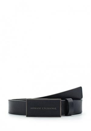 Ремень Armani Exchange. Цвет: синий