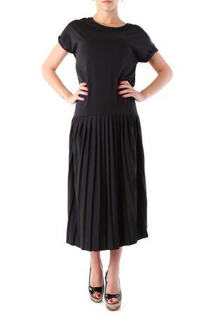 Платье 525. Цвет: черный