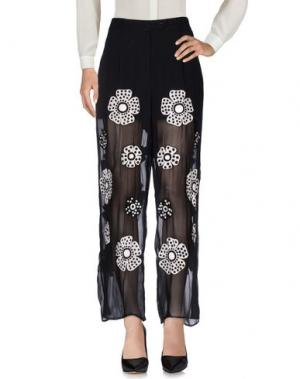 Повседневные брюки JUPE BY JACKIE. Цвет: черный