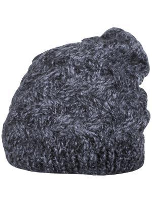 Шапка Alpine PRO. Цвет: темно-серый