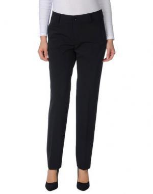 Повседневные брюки ROSE & LINI. Цвет: черный