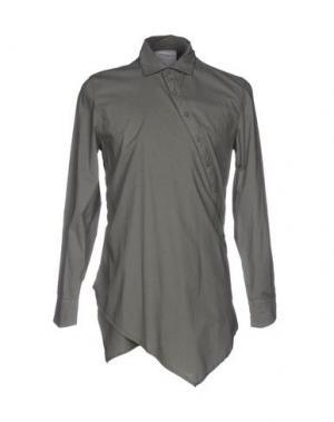 Pубашка CHOICE NICOLA PELINGA. Цвет: серый