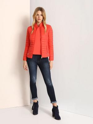 Куртка Top Secret. Цвет: оранжевый