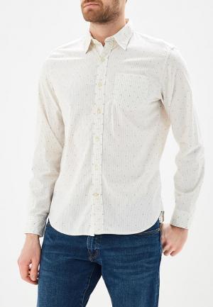 Рубашка Gap. Цвет: бежевый