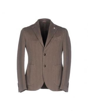 Пиджак L.B.M. 1911. Цвет: свинцово-серый