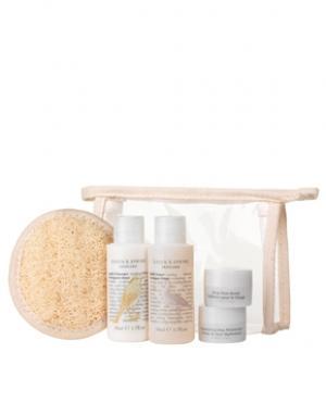 Набор средств по уходу за кожей  - Skincare starter Green & Spring. Цвет: skincare starter