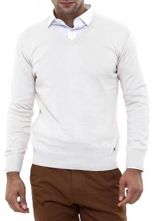 Пуловер Wessi. Цвет: белый