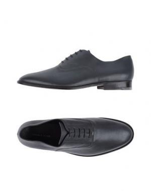 Обувь на шнурках SURFACE TO AIR. Цвет: свинцово-серый