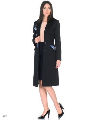 Пальто Isabel Garcia. Цвет: черный