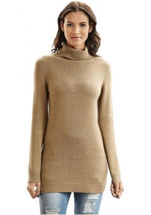 Пуловер Rick Cardona. Цвет: серо-коричневый