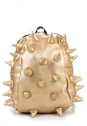 Рюкзак MadPax. Цвет: золотой