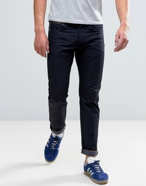 Edwin Свободные джинсы ED-55 Rough Rider. Цвет: синий