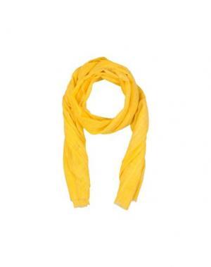 Палантин DONDUP. Цвет: желтый