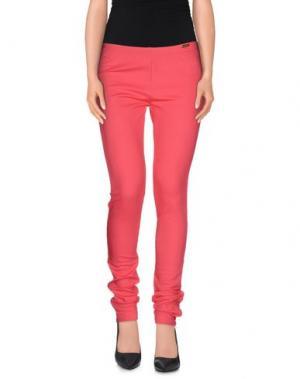 Повседневные брюки CRISTINAEFFE. Цвет: фуксия
