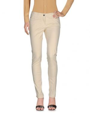 Повседневные брюки NAPAPIJRI. Цвет: слоновая кость