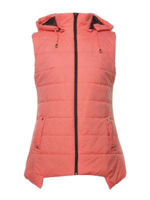 Жилет H&H.. Цвет: розовый