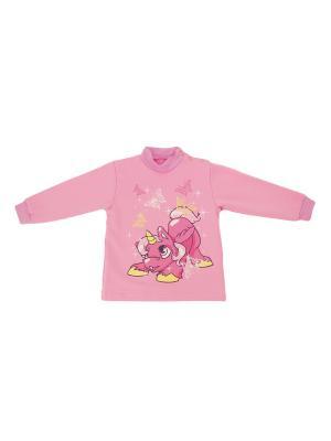 Кофточка Милослава. Цвет: розовый