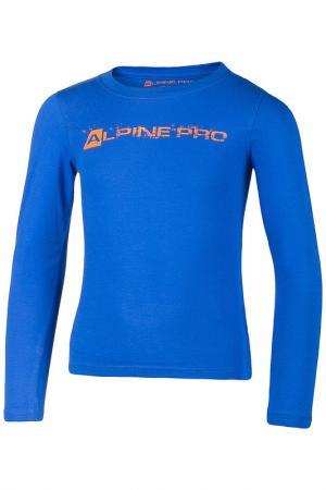 Лонгслив Alpine Pro. Цвет: blue