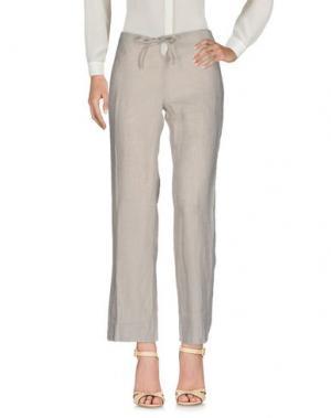 Повседневные брюки ICONIQUE. Цвет: бежевый