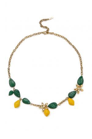 Колье 164613 Nach Jewellery. Цвет: разноцветный