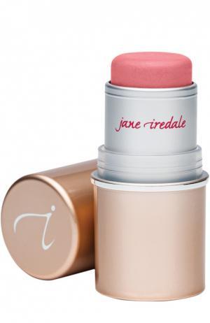 Румяна кремовые, оттенок Теплый розовый jane iredale. Цвет: бесцветный
