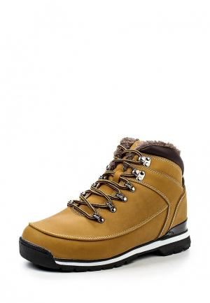 Ботинки Mapleaf. Цвет: коричневый
