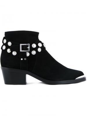 Ботинки Xyler II Senso. Цвет: чёрный