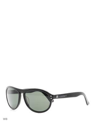 Солнцезащитные очки VL 1202 P001 PX3000 Vuarnet. Цвет: черный