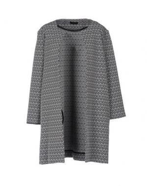 Легкое пальто MALAICA. Цвет: черный