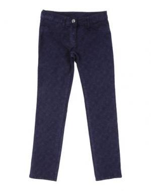 Повседневные брюки EDDIE PEN. Цвет: темно-фиолетовый