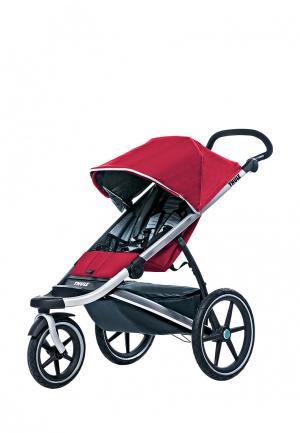 Коляска детская Thule. Цвет: бордовый