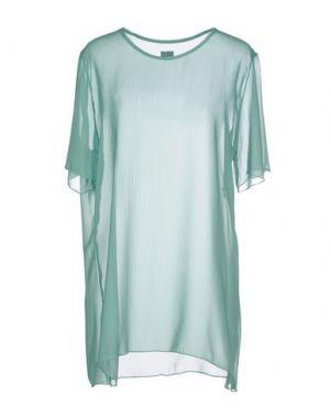 Блузка F**K PROJECT. Цвет: зеленый