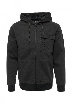 Куртка Billabong. Цвет: серый