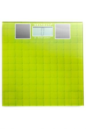 Весы 30x30 см Brandani. Цвет: зеленый