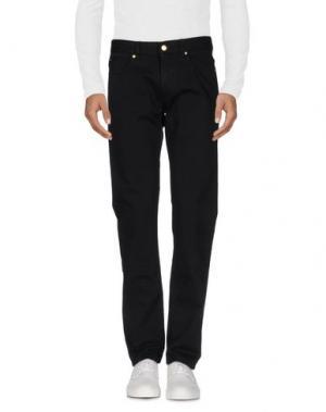Джинсовые брюки MARC JACOBS. Цвет: черный