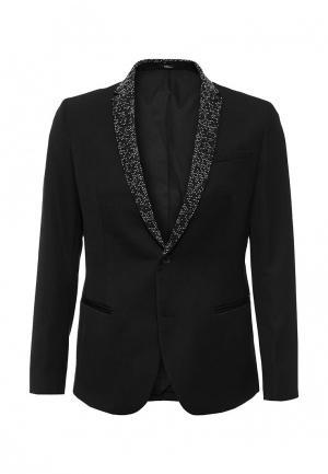 Пиджак Replay. Цвет: черный