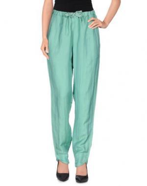 Повседневные брюки ...À_LA_FOIS.... Цвет: зеленый
